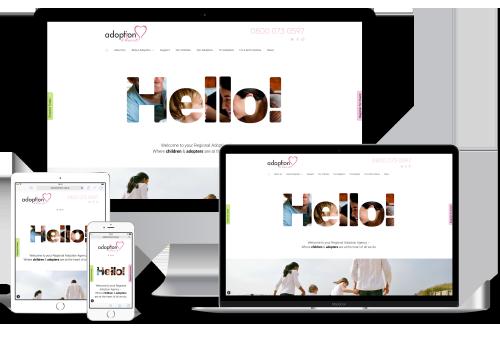 Website Design and Hosting in Wolverhampton